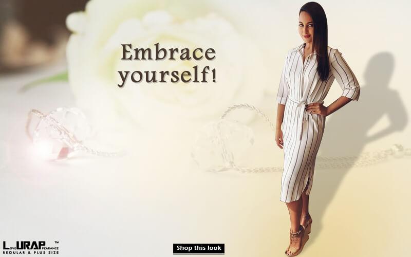 Sonakshi Sinha Casual Dresses