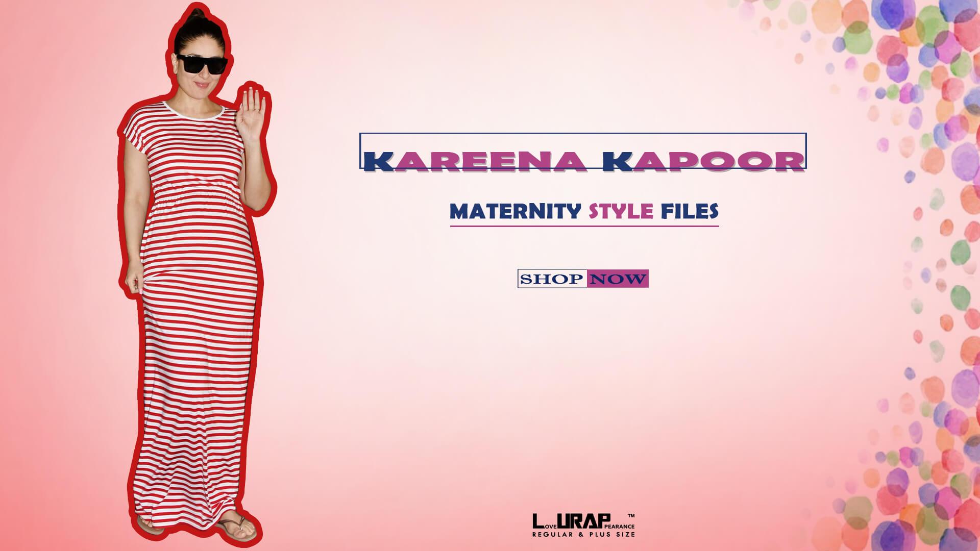Kareena Pregnancy Clothes