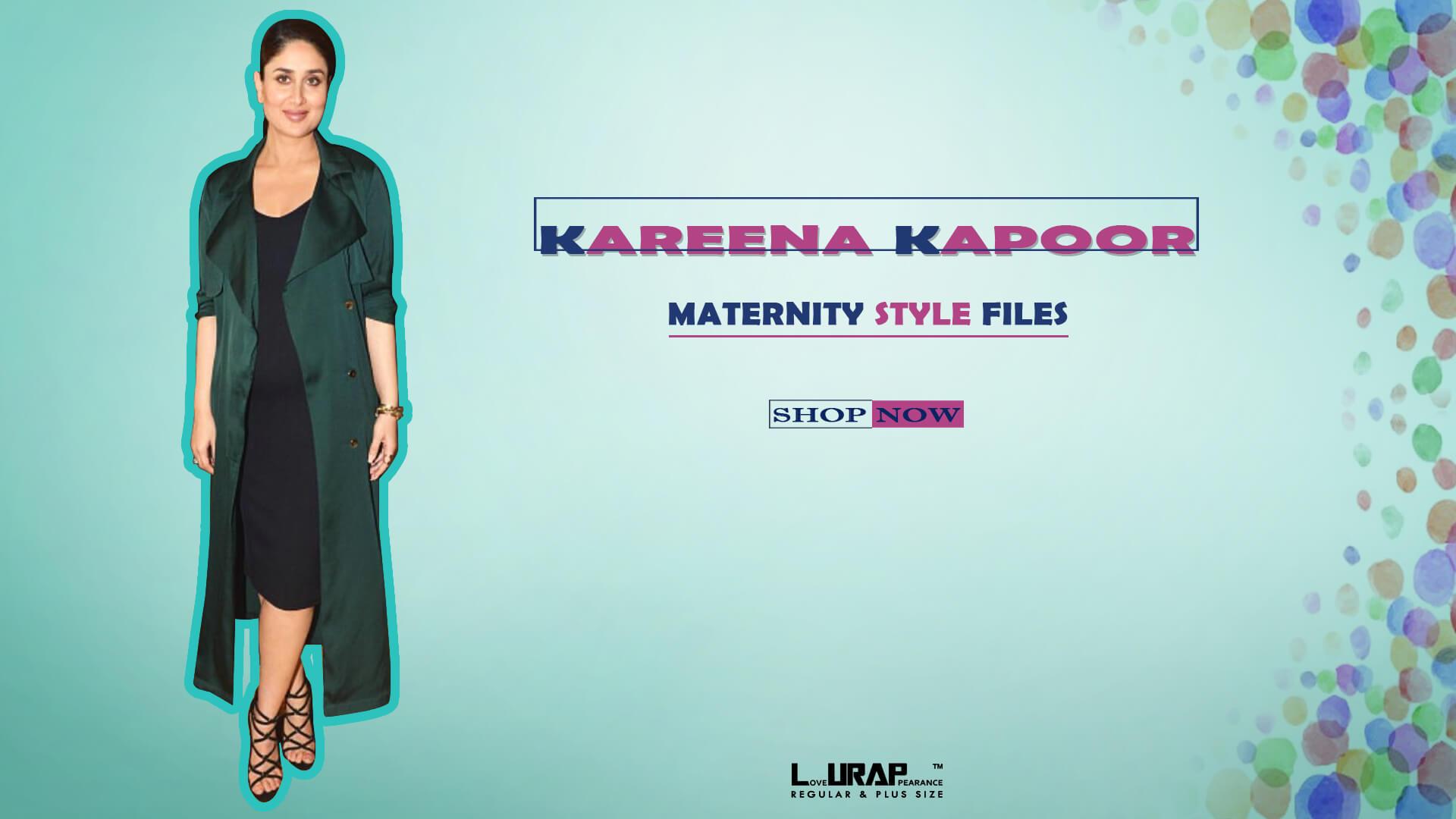Kareena Kapoor's Maternity Style