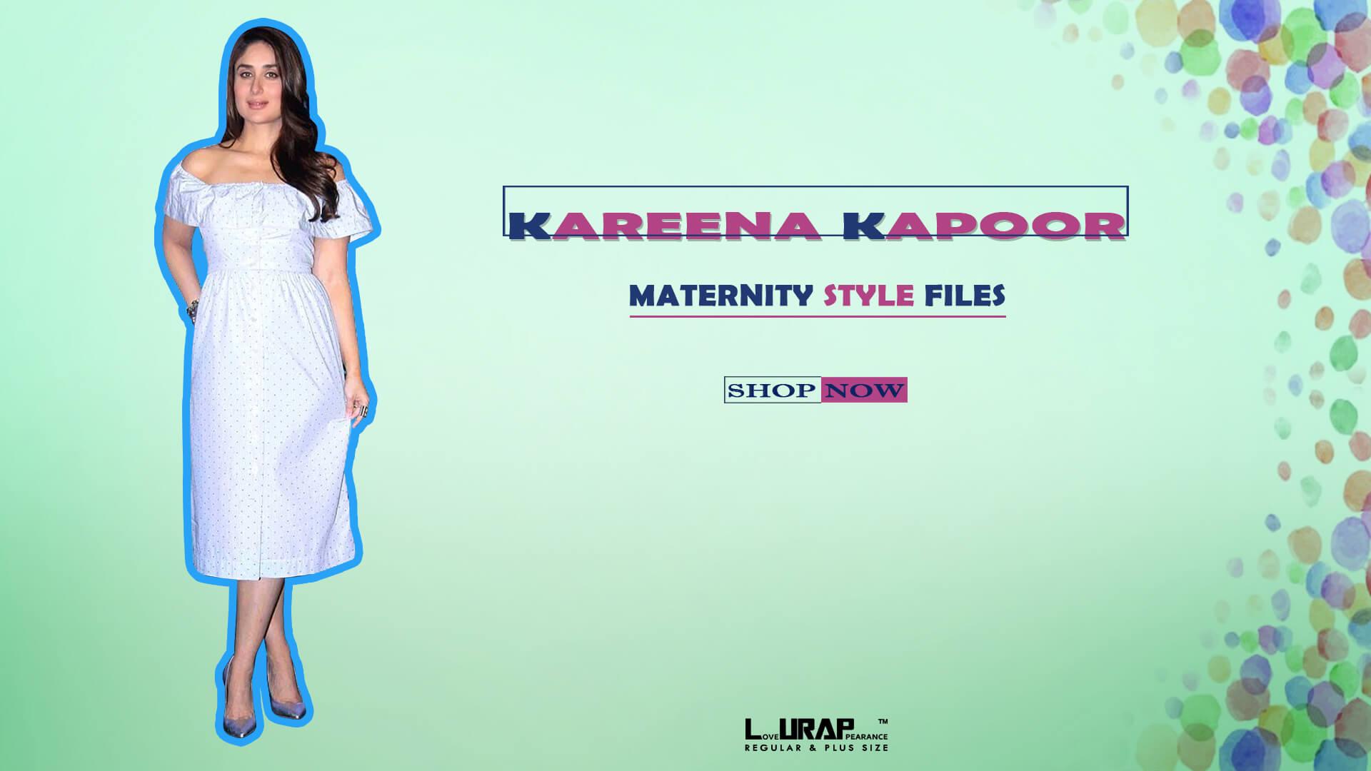 Kareena Kapoor Khan's Best Maternity Looks