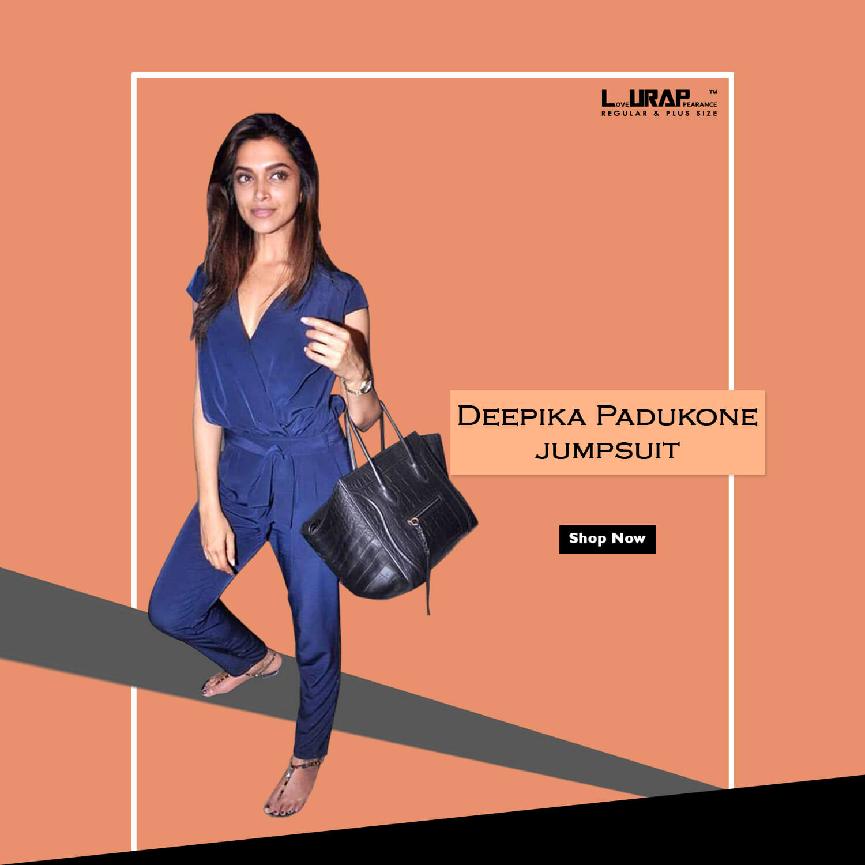 Shop Deepika Padukone Western Dresses Online At Lurap