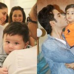 Cuteness Alert: Baby Taimur Is Having Fun Time With Tushar Kapoor's Son And The Pictures Are Equally Cute!