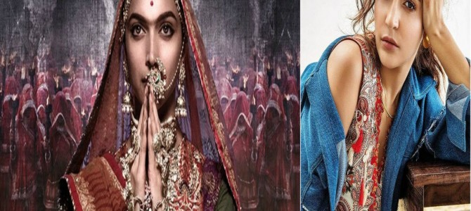 Is Anushka Lying On Why She Didn't See Padmavati's Posters Yet? We Have Proof!