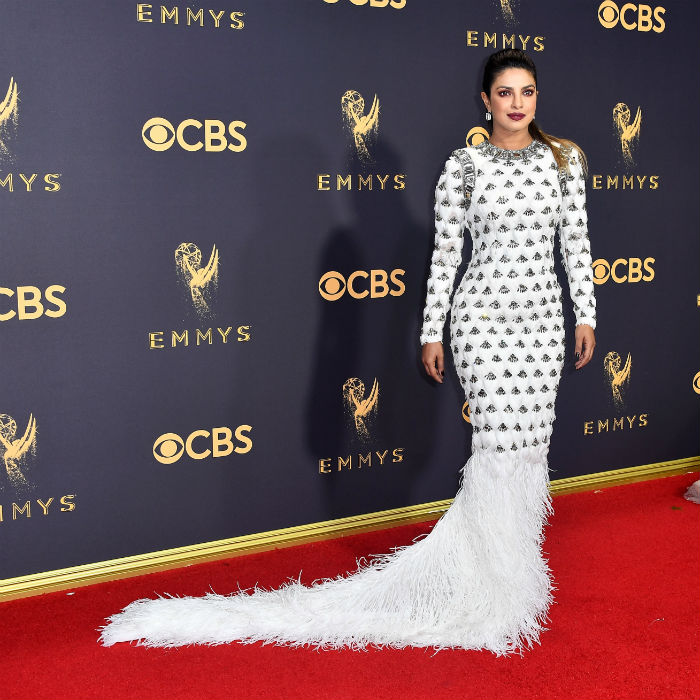 Priyanka Chopra At Emmy 2017