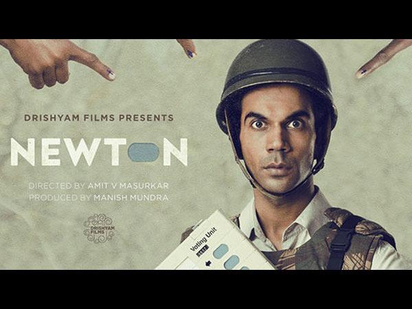 Rajkumar Rao's 'Newton'