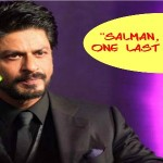 A reporter kept calling Shah Rukh as Salman, and his reply is the proof why he is the king of wits!