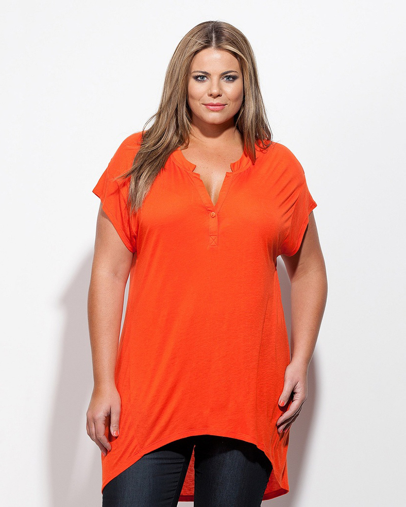 Plus size curvy women clothing, plus size boutique trendy ...