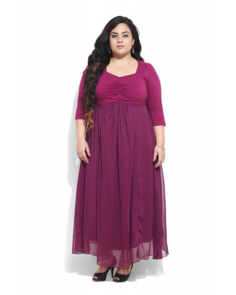 Buy plus size dresses online