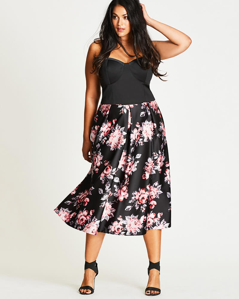 Plus size women clothing- plus size boutique trendy clothing