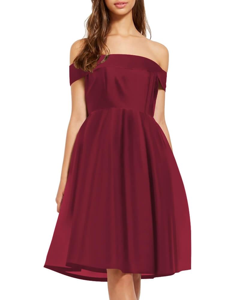 Abigail Organza Prom Dress