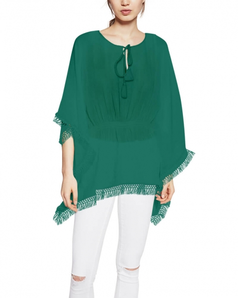 Kaftan style tunic
