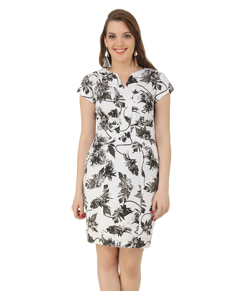 Charlie Printed Dress