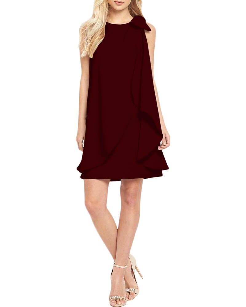 Cooper Bow Dress