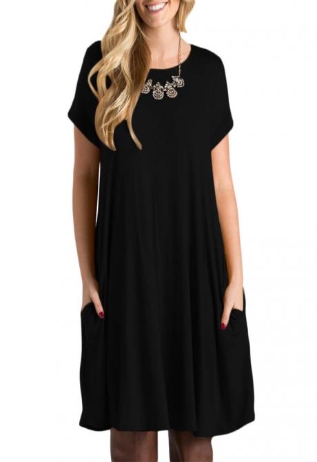 Versatile swing dress