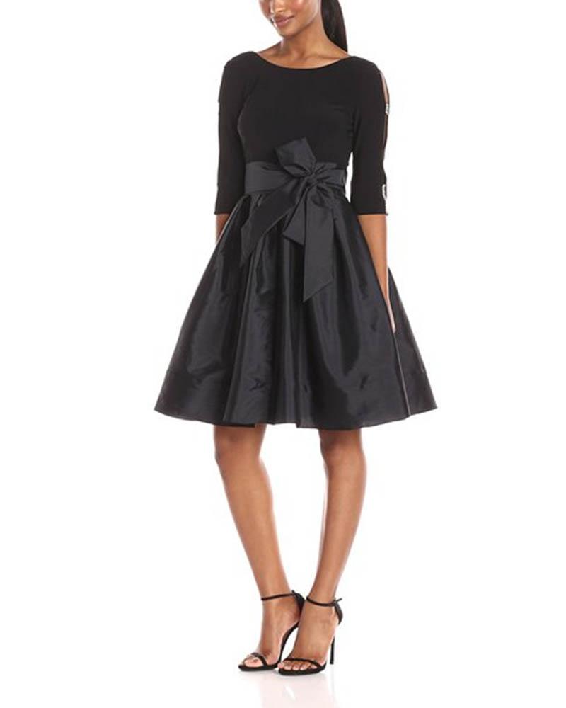 Adelfa Flared Dress