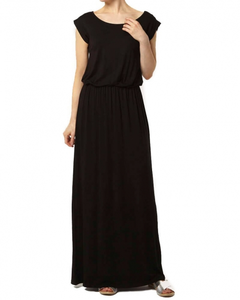 Celadine  Maxi Dress- Black