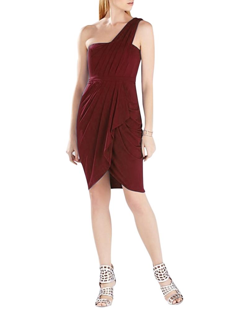 Samira Knows It Draped Dress
