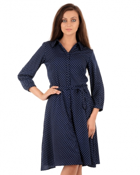 Lenka Shirt Dress