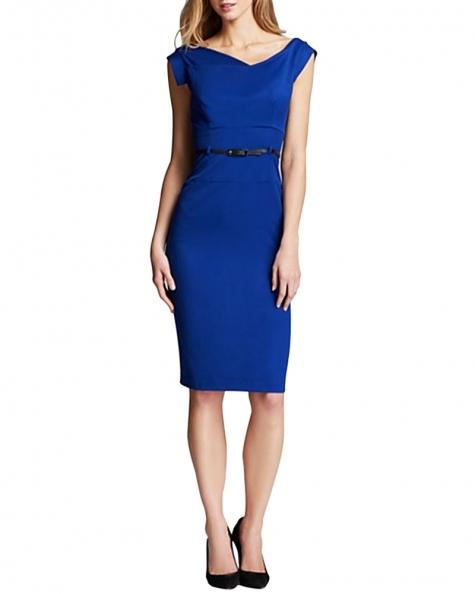 Blues And Hues Dress