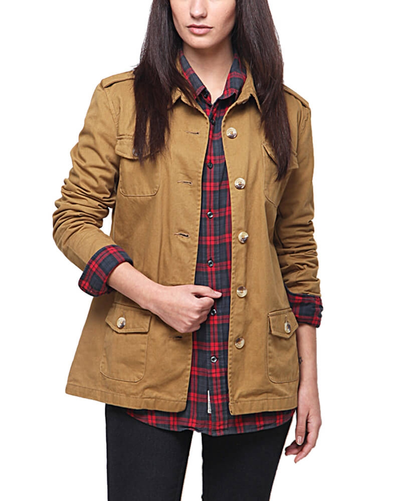 Adula Brown Jacket