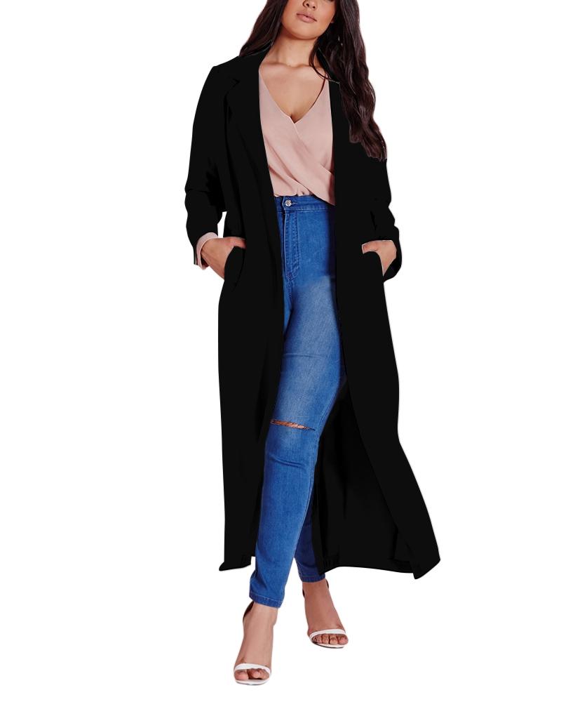 Edna Duster Coat