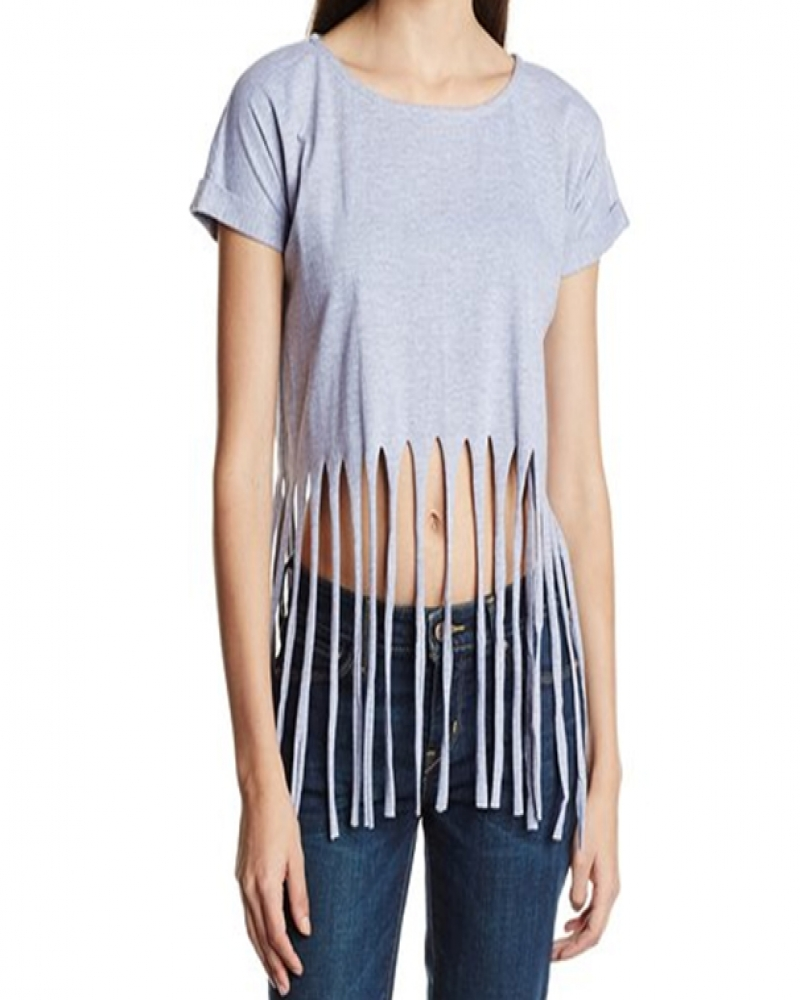Fringe Love Top