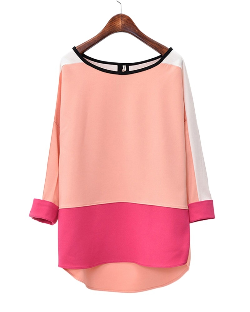 Blushing Fresh Top