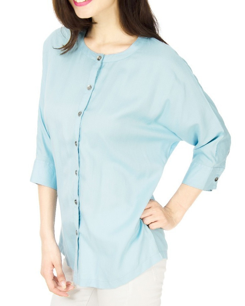 Sky Blue Limit Top