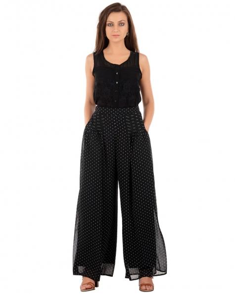 Fiona Pleated Detail Pants