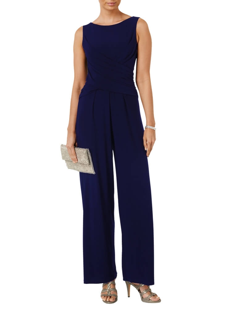 Hush Blush Jumpsuit