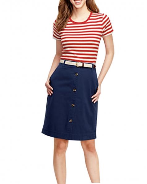 Jordan Solid Skirt