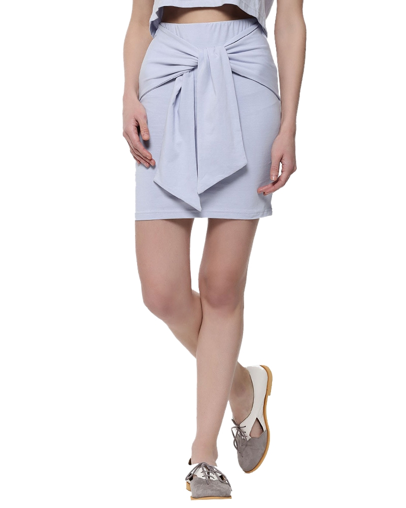Twist In Love Short Skirt