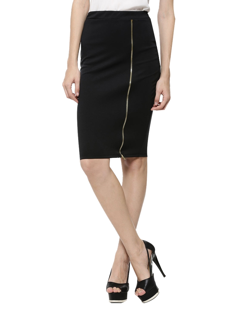 Uncut Lies Pencil Skirt