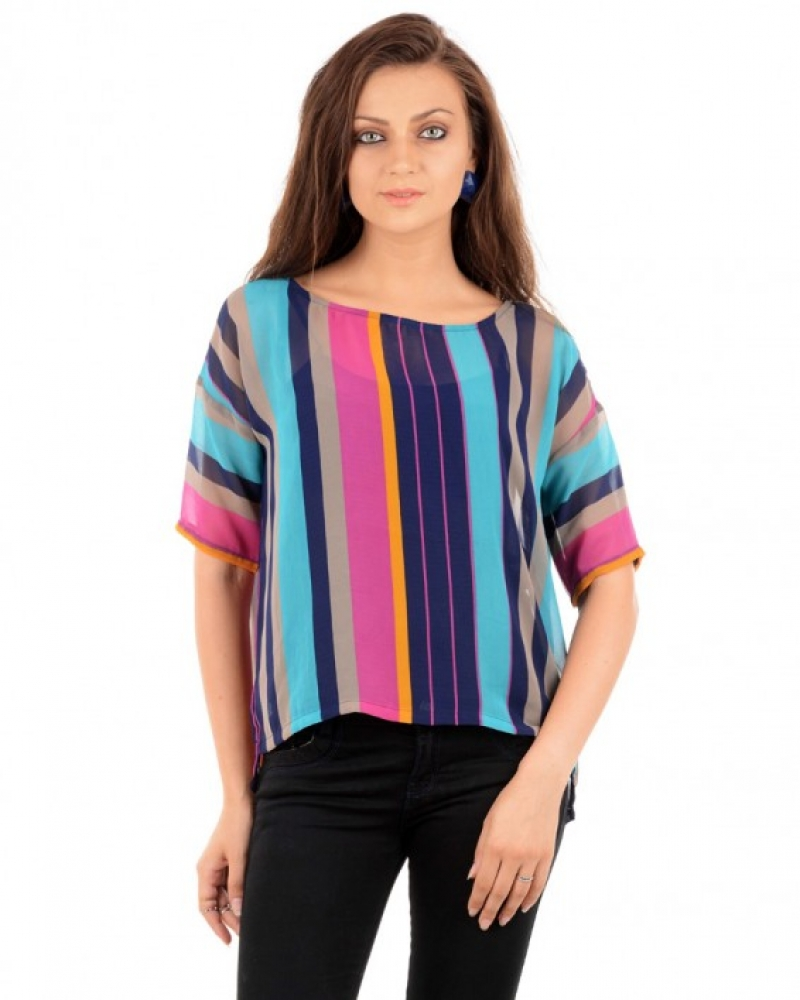 Alice Striped Blouse