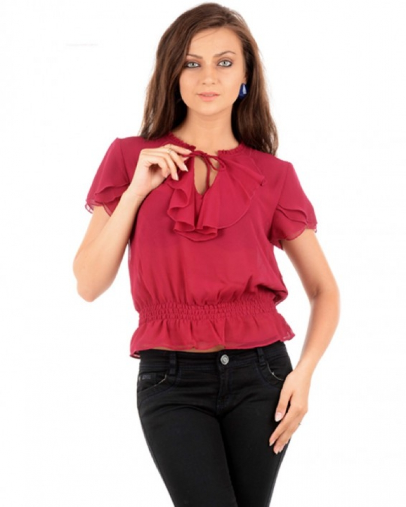 Berlyn Short Blouse