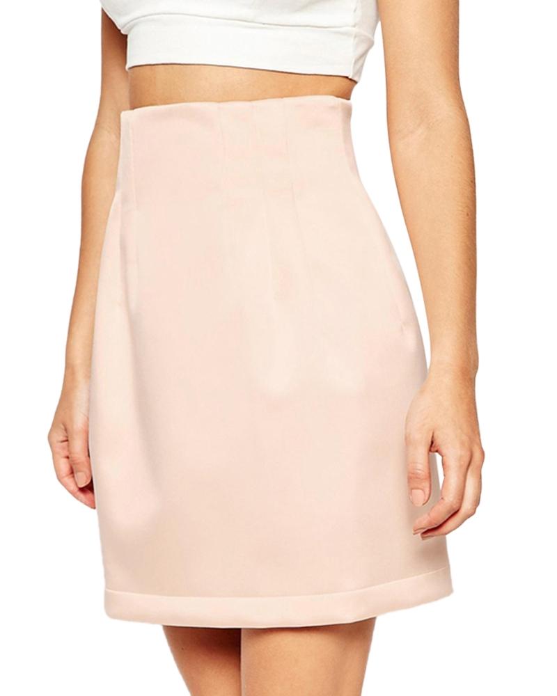 Naira High Waist Skirt
