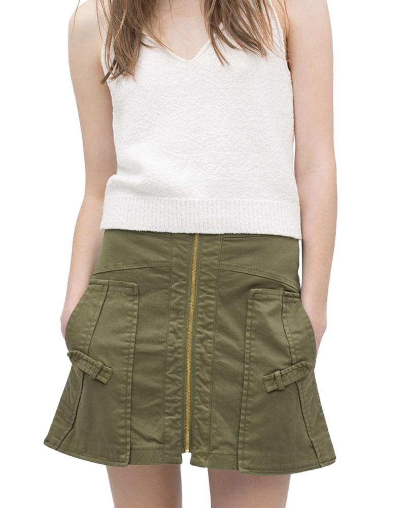 Olivia Short Skirt