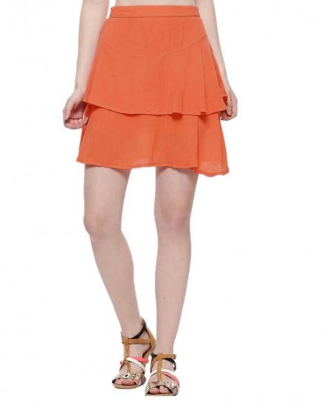Rumors Layered Skirt
