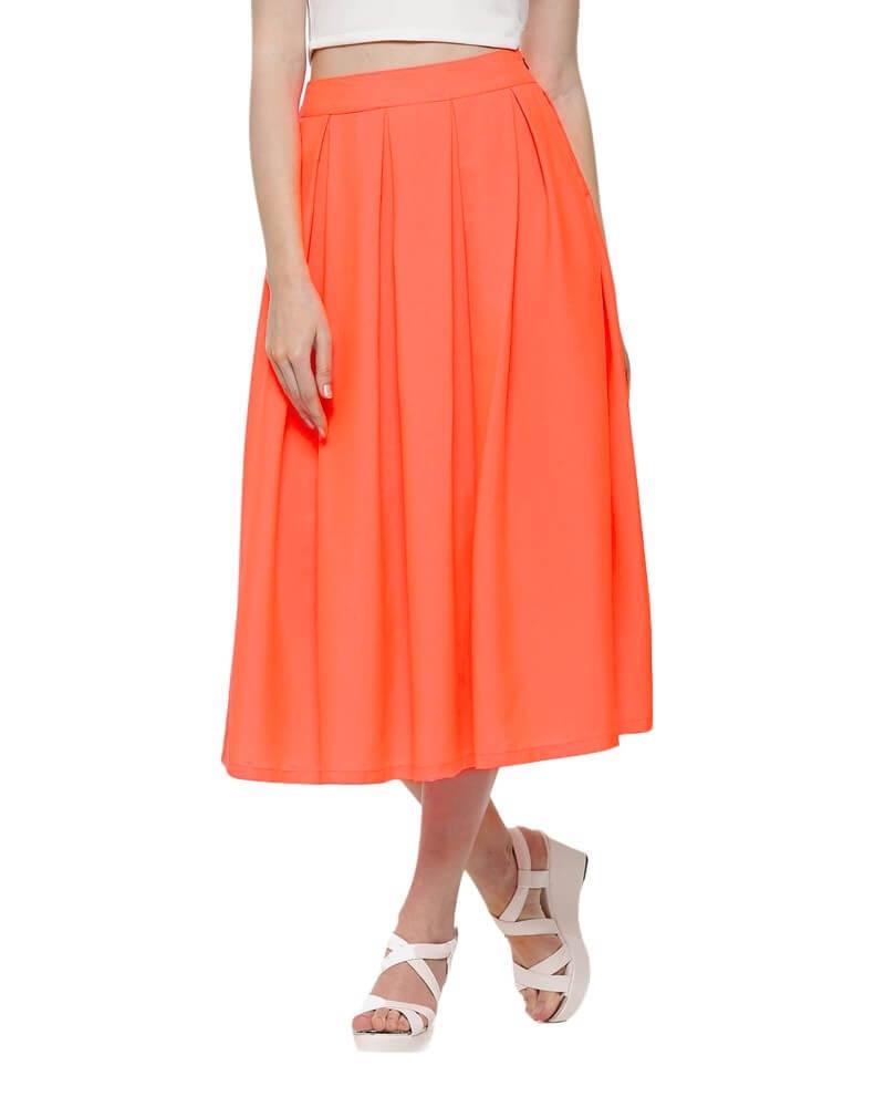 Springdales Midi Skirt