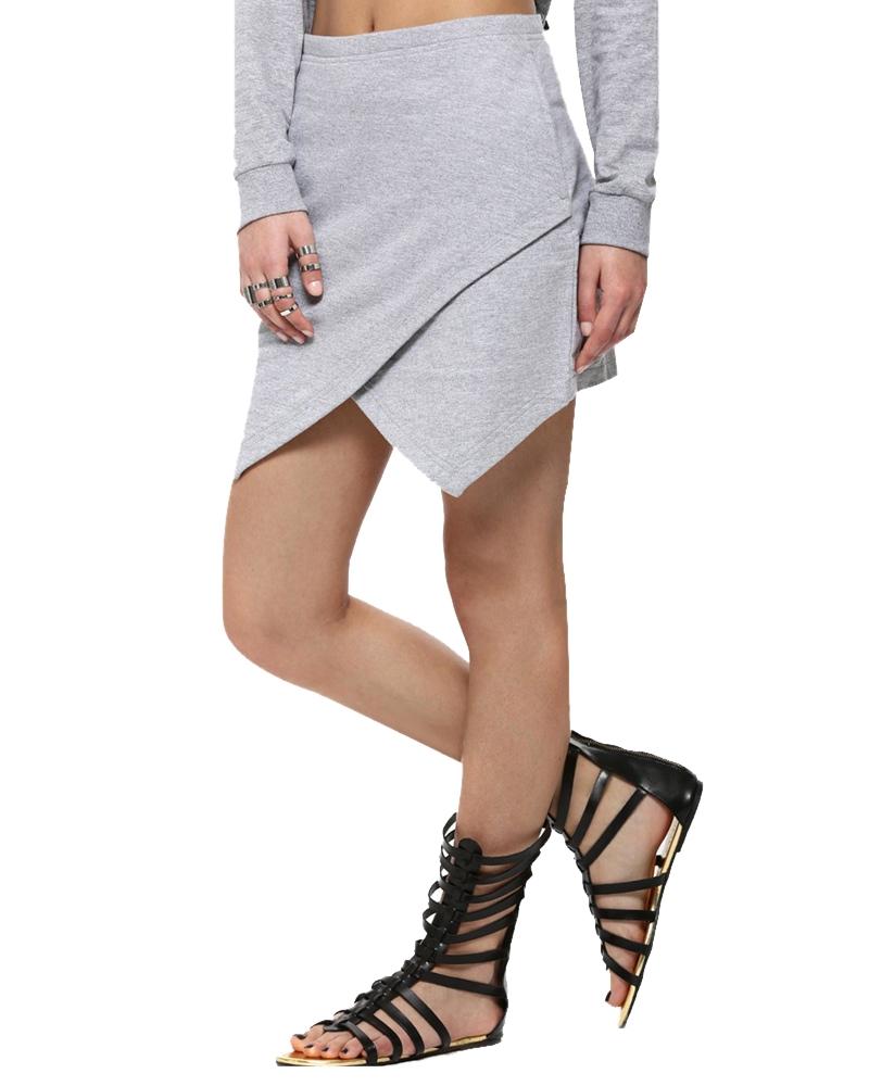 Zimmer Wrap Skirt