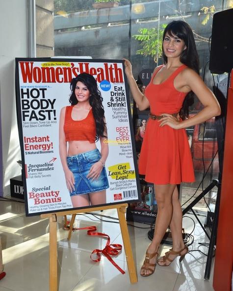 Jacqueline Fernandez Flaming fit & Flare Dress