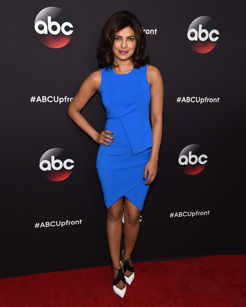 Priyanka Chopra ABC Event Minidress
