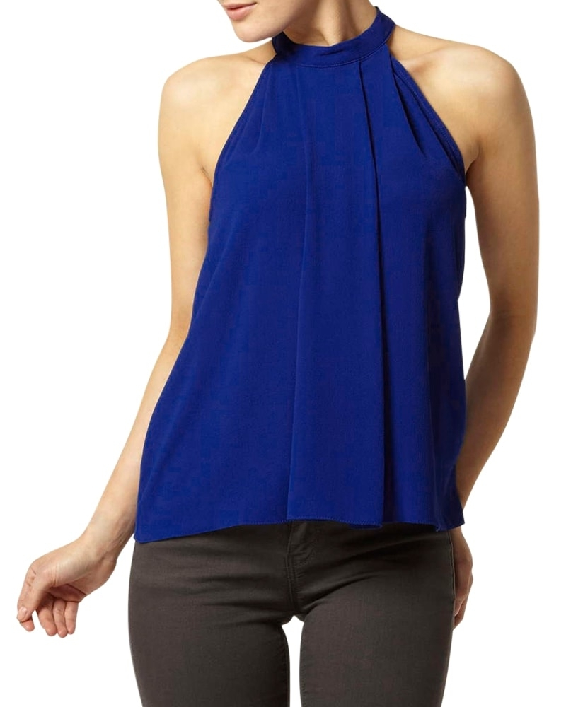 Desire Love Top- Blue