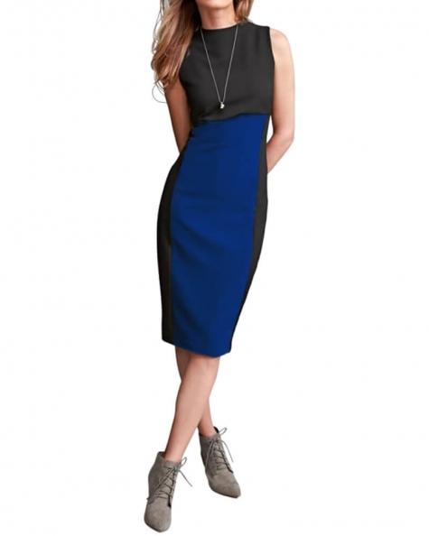Bluebell Color Blockdress