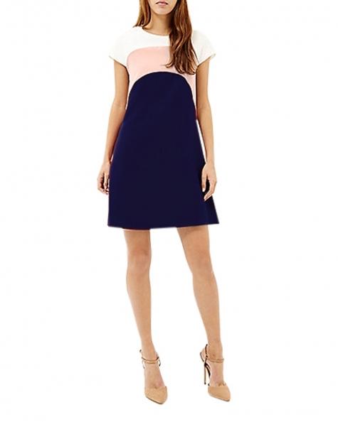Triple Sundae Flared Dress