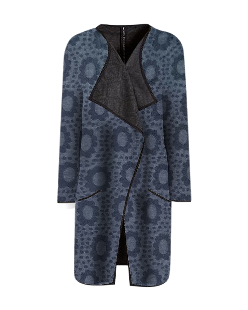 Black Jacquard Jacket