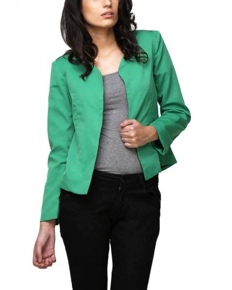 Green Top Blazer