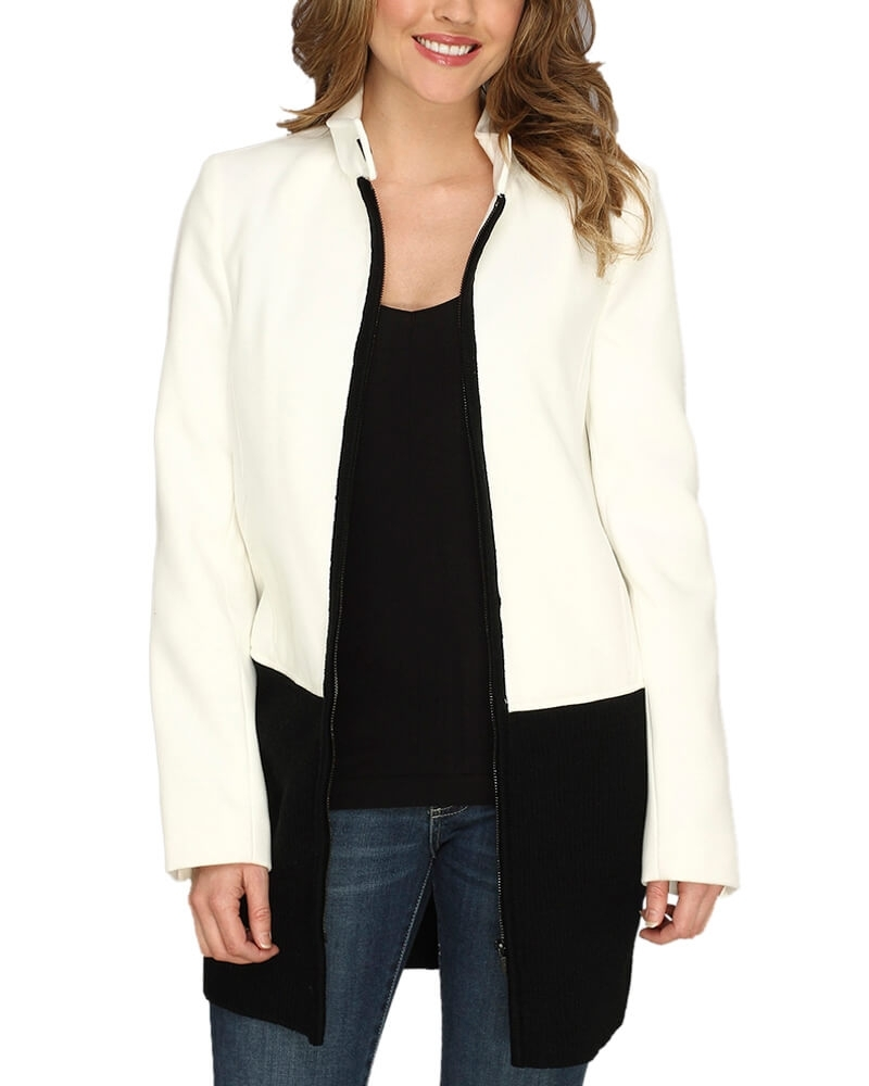 Cultus Colour Block Coat