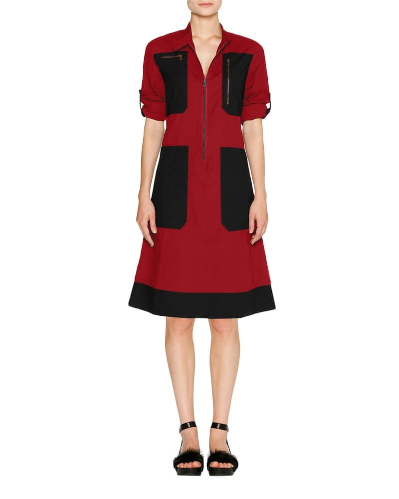 Ebenezer shirtdress