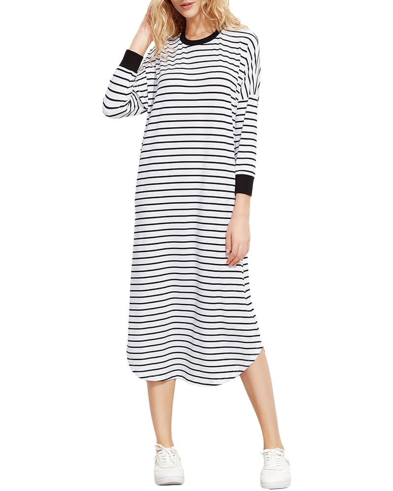 Tante extended tee dress